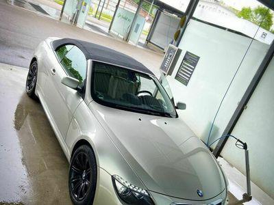 gebraucht BMW 635 Cabriolet 6er d E64 / E63 Garagenfahrzeug Rarität TOPZUSTAND