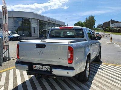 gebraucht Mercedes X250 4MATIC Progressive A Doppel Cab.