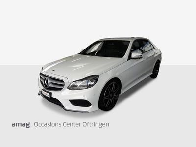 gebraucht Mercedes E350 BlueTEC 4Matic 7G-Tronic