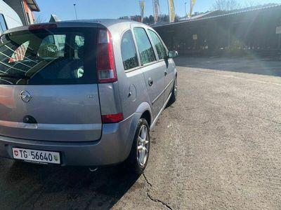 gebraucht Opel Meriva 1.6 frisch mfk