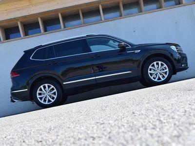 gebraucht VW Tiguan Allspace 2.0 TDI SCR HIGHLINE 4MOTION DSG l 190 PS