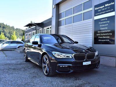 gebraucht BMW 750 i **M-Sportpaket** xDrive Steptronic
