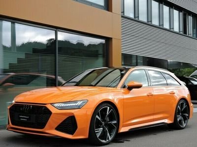 gebraucht Audi RS6 Avant 4.0 TFSI V8 qu