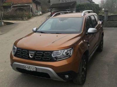 gebraucht Dacia Duster 1.6 Prestige 4WD