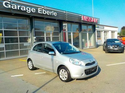 gebraucht Nissan Micra 1.2 DIG-S acenta CVT