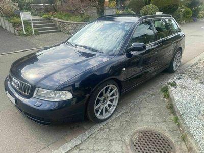 gebraucht Audi RS4 S4 /Schöner S4 B5