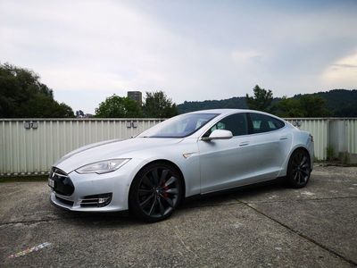 gebraucht Tesla Model S P85+ mit AP1 & free Supercharging