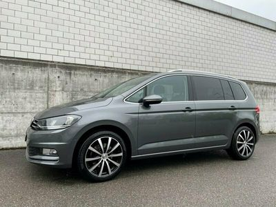 gebraucht VW Touran 1.4 TSI Highline DSG