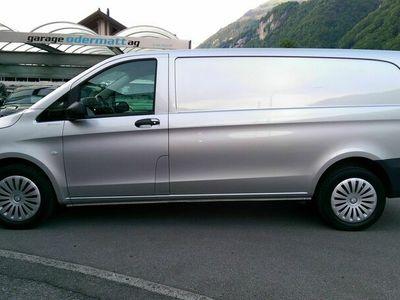 gebraucht Mercedes Vito 119 BlueTEC EL 4Matic 7G-Tronic Euro 6