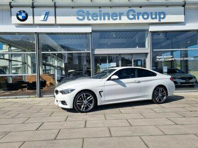 gebraucht BMW 430  d Coupé xDrive M Sport Steptronic