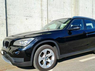 gebraucht BMW X1 xDrive20d inkl. Garantie 12 Monate