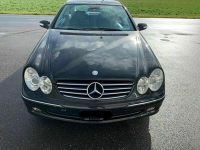gebraucht Mercedes CLK240 V6 Coupé