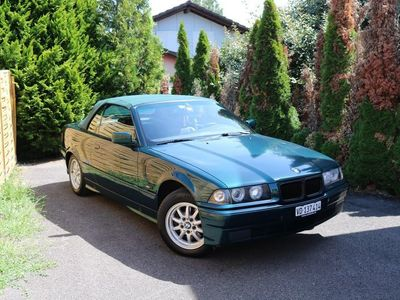 gebraucht BMW 320 Cabriolet 3er i