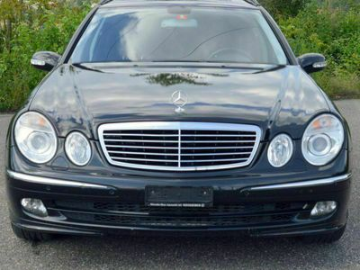 gebraucht Mercedes E220 E-KlasseCDI Avantgarde