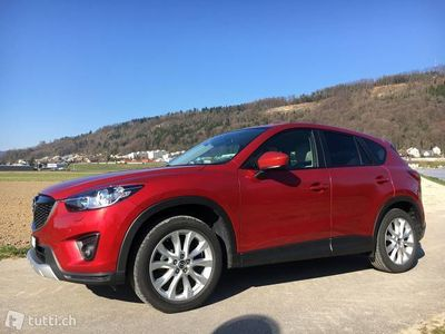 gebraucht Mazda CX-5 2.2 Diesel 175 PS AWD manuelles 6-Gang-Getriebe