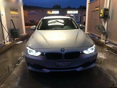 gebraucht BMW 320 3er d 2014