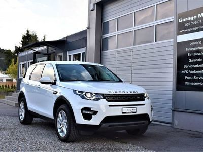 gebraucht Land Rover Discovery Sport 2.0 SD4 SE AT9