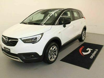gebraucht Opel Crossland X 1.2 T 130 Excellence