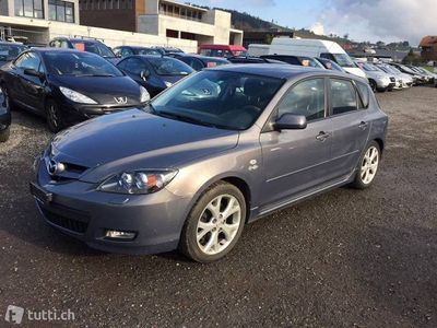 gebraucht Mazda 3 2.0 16V CD Sport