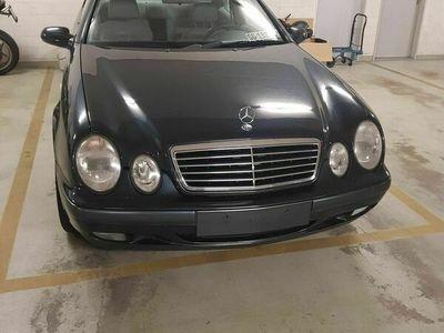 gebraucht Mercedes CLK230 CLK Mercedes