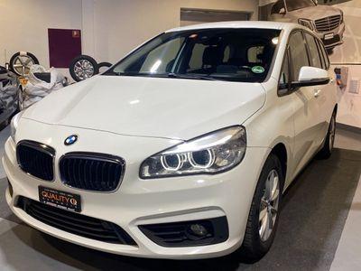 gebraucht BMW 218 Gran Tourer 2er d Luxury Line Steptronic