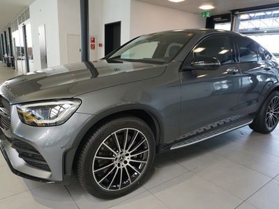 gebraucht Mercedes GLC300 GLC-KlasseGLC Coupé 300 AMG Line 4Matic 9G-Tronic