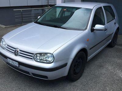 gebraucht VW Golf IV 1.9 tdi top zustand