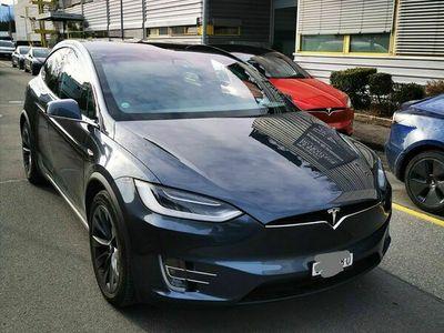 gebraucht Tesla Model X Maximale-Reichweite