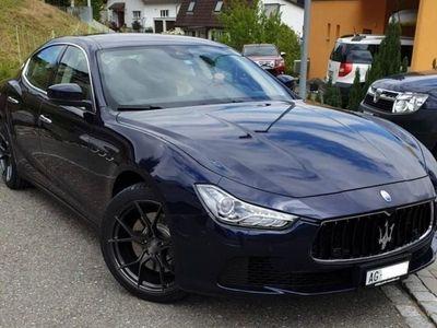 gebraucht Maserati Ghibli 3.0 V6 D GranLusso