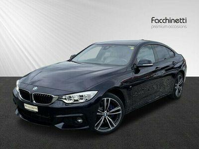 gebraucht BMW 420 Gran Coupé 4er d xDrive M Sport Steptronic