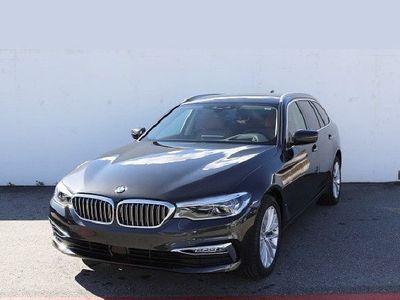 gebraucht BMW 520 d xDrive TouringLuxury