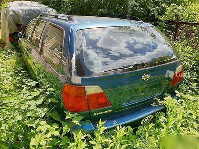 gebraucht Nissan Primera wagon automatica