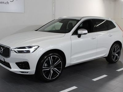 gebraucht Volvo XC60 T6 AWD R-Design Geartronic