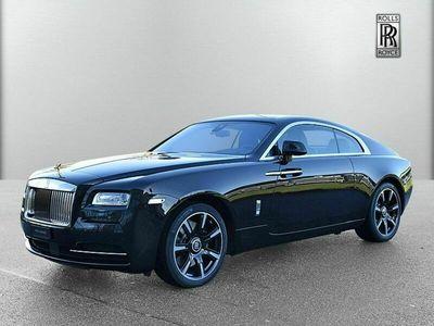 "gebraucht Rolls Royce Wraith ""Inspired by Music"" *Shirley Bassey*"