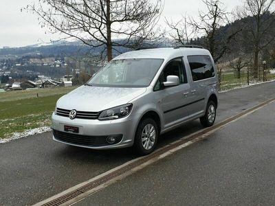 gebraucht VW Caddy 2.0 TDI 4Motion Comfortline (Kombi)