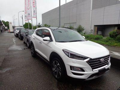 gebraucht Hyundai Tucson 1.6 CRDI Vertex 4WD DCT