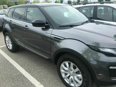 gebraucht Land Rover Range Rover evoque 2.0 TD4 Advantage