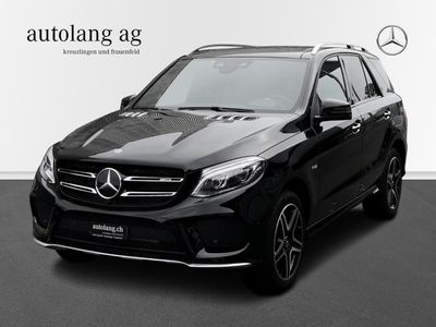 gebraucht Mercedes GLE43 AMG 4Matic AMG