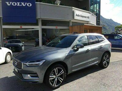 gebraucht Volvo XC60 T8 eAWD Inscription