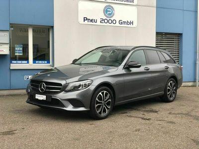 gebraucht Mercedes C220 d Avantgarde PLus 4M 9G-Tronic