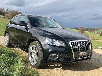 gebraucht Audi Q5 2.0 TFSI quattro S-tronic (SUV / Geländewagen)
