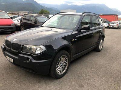gebraucht BMW X3 2.5i