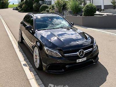 gebraucht Mercedes C63S AMG AMG Kombi
