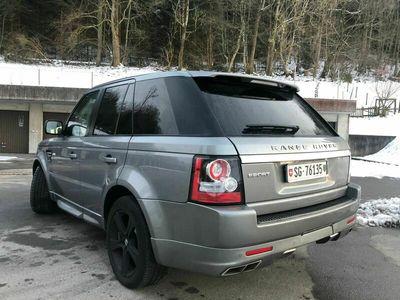 gebraucht Land Rover Range Rover Sport Range Rover Sport 3.0 TDV6 Zermatt Edition 3.0 TDV6 Zermatt Edition