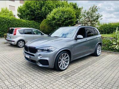gebraucht BMW X5 f15 30D