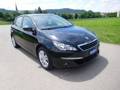 gebraucht Peugeot 308 1.6 BlueHDI Active EAT6