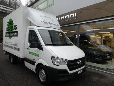 gebraucht Hyundai H 350 Truck 3670 2.5 CRDI Origo