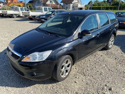 gebraucht Ford Focus 2.0 TDCi Carving PowerShift