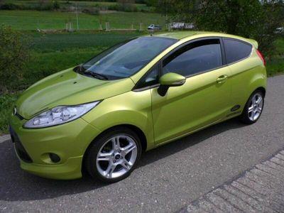 gebraucht Ford Fiesta 1.6 16V Sport 2010 Km 43'400 Neuwertig MFK 05.21