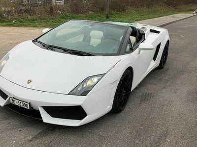 gebraucht Lamborghini Gallardo Gallardo LP560-4 SpyderLP560-4 Spyder